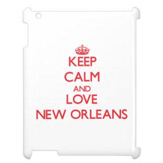 Guarde la calma y ame New Orleans