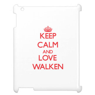 Guarde la calma y ame Walken