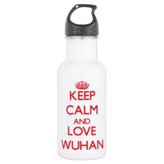 Guarde la calma y ame Wuhan