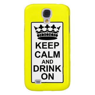 Guarde la calma y beba encendido - la parodia brit