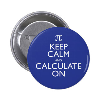 Guarde la calma y calcule encendido pins
