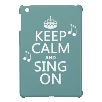 Guarde la calma y cante encendido - todos los