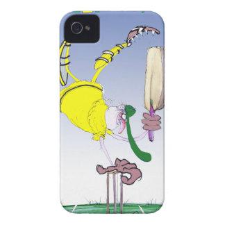 guarde la calma y celebre, los fernandes tony carcasa para iPhone 4 de Case-Mate