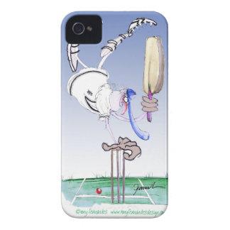 guarde la calma y celebre, los fernandes tony funda para iPhone 4 de Case-Mate