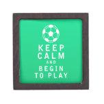 Guarde la calma y comience a jugar - POR COMPLETO