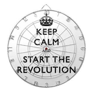 Guarde la calma y comience la revolución