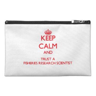Guarde la calma y confíe en a un científico de la