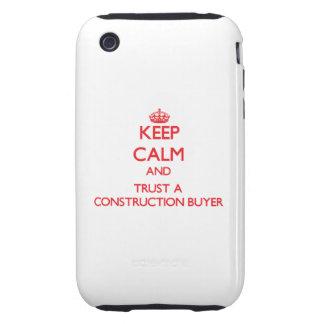 Guarde la calma y confíe en a un comprador de la c tough iPhone 3 carcasas