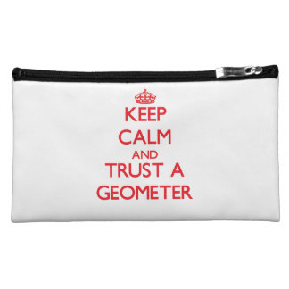 Guarde la calma y confíe en a un geómetra