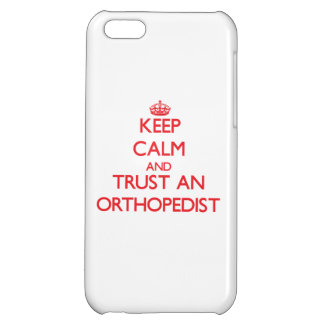 Guarde la calma y confíe en a un ortopedista