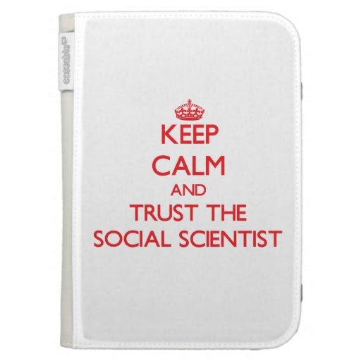 Guarde la calma y confíe en al científico social