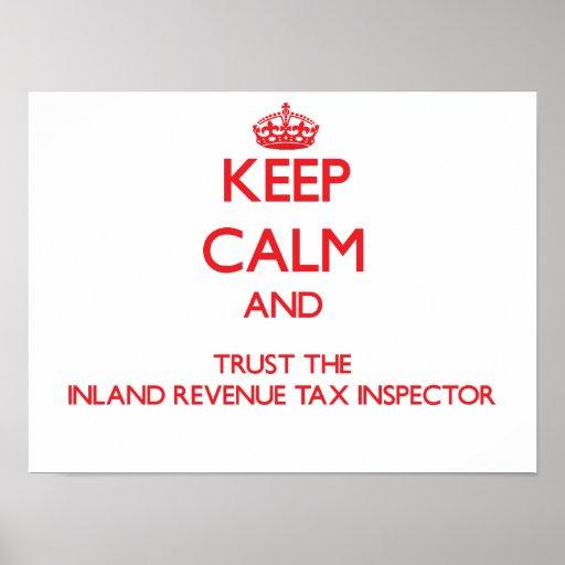 Guarde la calma y confíe en que el impuesto de Hac Impresiones