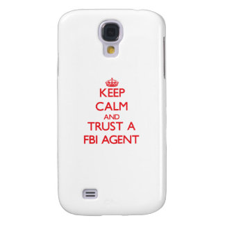 Guarde la calma y confíe en un agente del FBI