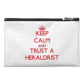 Guarde la calma y confíe en un Heraldrist