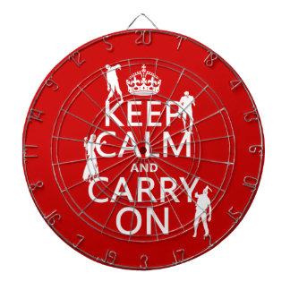 Guarde la calma y continúe (zombis) (cualquier col