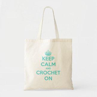 Guarde la calma y Crochet encendido