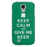 Guarde la calma y déme la cerveza