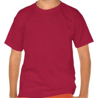 Guarde la calma y Dreidel encendido Camisetas