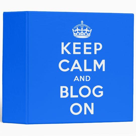 """Guarde la calma y el blog encendido carpeta 2"""""""