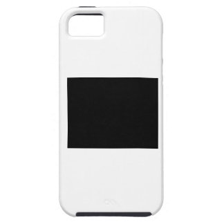 Guarde la calma y el foco en argot iPhone 5 carcasas