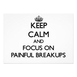 Guarde la calma y el foco en desintegraciones dolo comunicado personal
