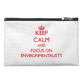 Guarde la calma y el foco en ECOLOGISTAS