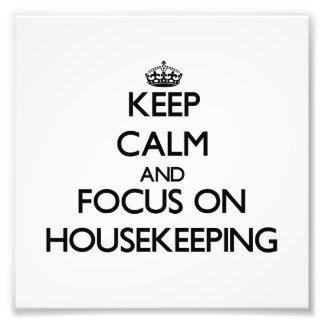 Guarde la calma y el foco en economía doméstica