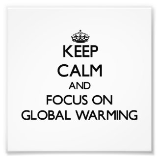 Guarde la calma y el foco en el calentamiento del