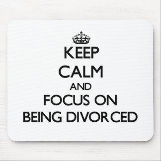 Guarde la calma y el foco en el divorcio