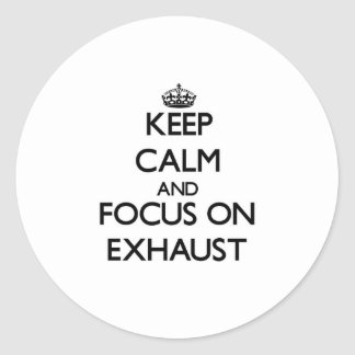 Guarde la calma y el foco en el EXTRACTOR