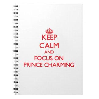 Guarde la calma y el foco en el príncipe el encant