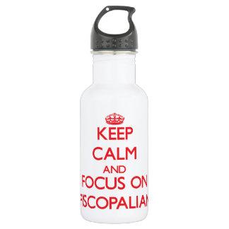 Guarde la calma y el foco en EPISCOPALIANS