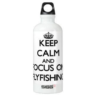 Guarde la calma y el foco en Flyfishing