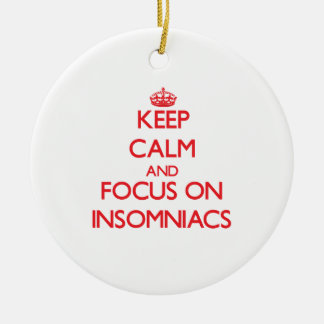 Guarde la calma y el foco en Insomniacs