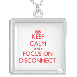 Guarde la calma y el foco en la desconexión