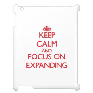 Guarde la calma y el foco en la EXTENSIÓN