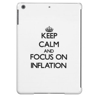 Guarde la calma y el foco en la inflación
