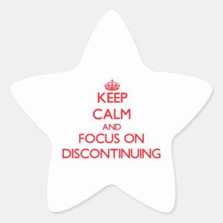 Guarde la calma y el foco en la interrupción