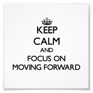 Guarde la calma y el foco en la mudanza adelante