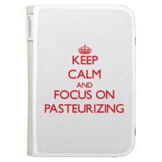 Guarde la calma y el foco en la pasterización