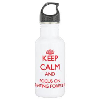 Guarde la calma y el foco en la prevención de los