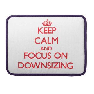 Guarde la calma y el foco en la reducción de la ta