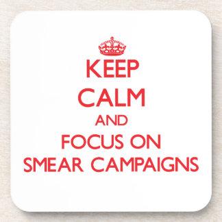 Guarde la calma y el foco en las campañas de despr