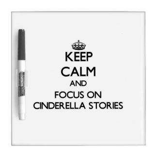 Guarde la calma y el foco en las historias de Ceni