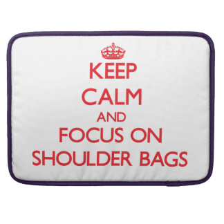 Guarde la calma y el foco en los bolsos fundas para macbook pro