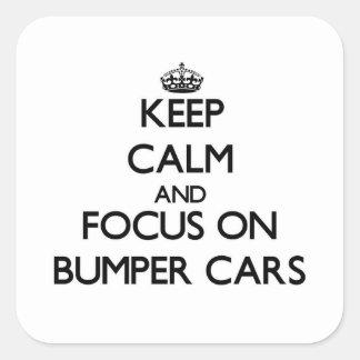 Guarde la calma y el foco en los coches de paracho