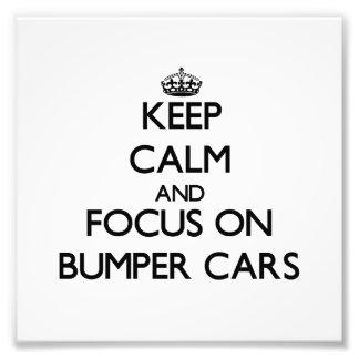 Guarde la calma y el foco en los coches de paracho foto