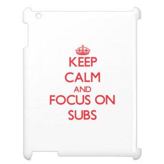 Guarde la calma y el foco en los submarinos