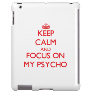 Guarde la calma y el foco en mi psico