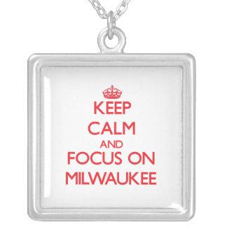 Guarde la calma y el foco en Milwaukee Grimpolas